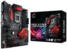 ROG Strix Z370-H GAMING Desktop Motherboard - Intel Chipset - Socket H4 LGA-1151