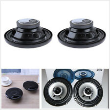 2Pcs 6.5Inch 12V 400W 90dB Car SUV Subwoofer Coaxial Component Speaker Universal