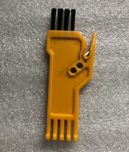 Main Cleaning Brush for Eufy RoboVac 11 11S 11C 30 30C 15C in Yellow [UK STOCK]