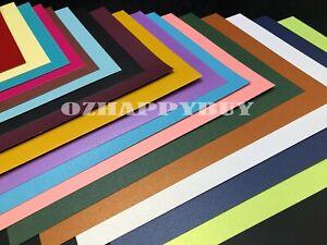 Bulk 250gsm A4 Pearlised Cardstock Pearlescent Shimmer Card Craft Paper
