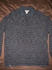 Ermenegildo Zegna Pullover Sweater Large L 52 Wool Blend