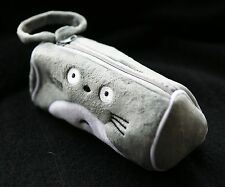 "TOTORO New  8"" long 5"" tall Japanese My Neighbor Cosmetic Pencil Bag Case"