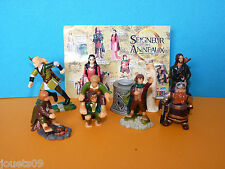 Kinder série complète Le seigneur des anneaux Lord of the rings Herr der Ringe