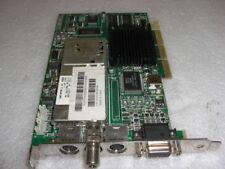 ATI 109-65600-01 Rage 128 Pro AGP VGA Video Card TESTED