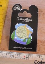 Finding Nemo Puffer fish Find a Happy Place Disney pin Moc