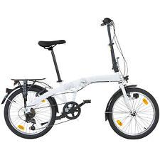 20 pulgadas galano Bicicleta Plegable EDICIÓN ESPECIAL CAMPING SHIMANO