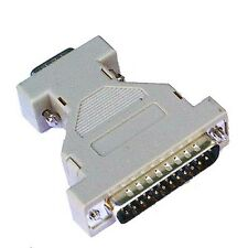 DB-25M to to DB-9M adapter ( K12ATMM )