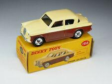 DINKY TOYS ENGLAND - 168 - Singer Gazelle - Beige et Marron - En boite