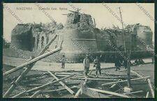 L'Aquila Avezzano Terremoto cartolina QQ3892