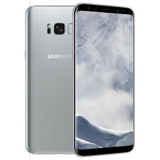 New Other Samsung Galaxy S8 G950U G950U1 Silver Unlocked AT&T T-Mobile Cricket
