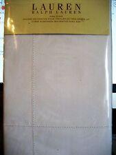 Ralph Lauren King Pillow Sham Classic Hemstitch Msrp $220 Nip