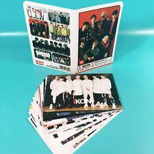 IKON Post Card 12 pcs + Sticker 3 pcs Set YUNHYEONG DONGHYUK JINHWAN BOBBY B.I