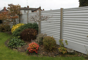Smartfence Metal Fence 1.8m x 1.5m (6x5Ft) PVC Coated Garden Fence Panel