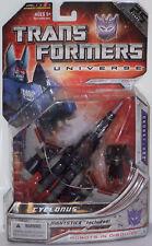 Transformers Universe, 25th Anniversary Decepticon Cyclonus.  Hasbro 2008. (unop