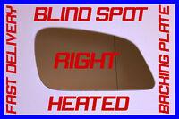 BMW 5 SERIES GT GRAN TURISMO F07 2010+ DOOR WING MIRROR GLASS BLIND SPOT RIGHT