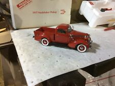 Danbury Mint 1937 Studebaker Pickup