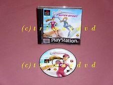 PS1 _ Barbie Super Sport _Erstausgabe CD sehr guter Zustand _1000 Spiele im SHOP
