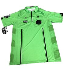 OFFICIAL SPORTS Brand USSF GREEN Soccer Referee Jerseys New with Tags