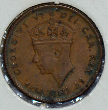 190180 Canada 1941 Cent new foundland combine shipping