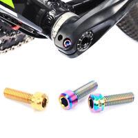 accessories une diamétreur bolt vélo vis en titane m6x20mm disque de frein