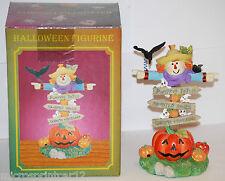 """Scarecrow"" Halloween Figurine"