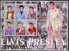 Guinea Elvis Scott#2126 Sheet Mint Nh