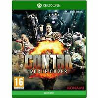 Contra Rogue Corps BRAND NEW SEALED Xbox One