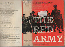 The Red Army ( 1918-1945; Soviet Army 1946 to present) Liddell-Hart 1956 1st DJ