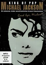 DVD NEU/OVP - Michael Jackson - King Of Pop - Good Bye, Michael