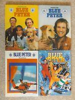 Blue Peter Annuals Bundle Job Lot Nos 11, 16, 18 & 22 Books Vintage Childrens