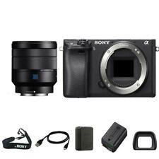 Sony A6300 Digital SLR + T* FE 24-70mm f/4 ZA OSS Lens