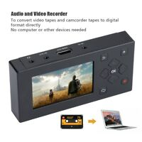 "3 "" TFT AV Audio Video Recorder Konverter Capture Aufnahme mit Fernbedienung"