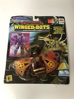 Masterbotix Winged Bots Form Changing Robots Insect  1992 Transformer Robot