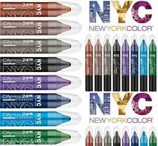 Eyeshadow CRAYON PENCIL FAT CHUNKY CHUBBY NYC Waterproof City Proof 24h