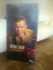 "NEW! Star Trek Captain's Collection VHS ""Obsession"" Original Series Episode 47"