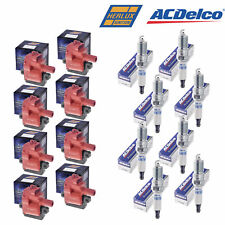 Set Of 8 B031HE Herko Coils & 8 AcDelco 41-962 Spark Plugs