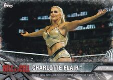 2017 Topps WWE Women's Division Sammelkarte, Momments # WWE-12 Charlotte Flair
