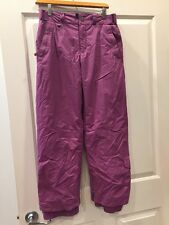 Body Glove Ski Snow Snowboard Pants Rose Girls Size 14