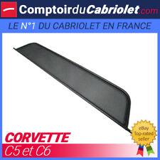 Filet anti-remous saute-vent, Windschott, Corvette C5 et C6 cabriolet - TUV