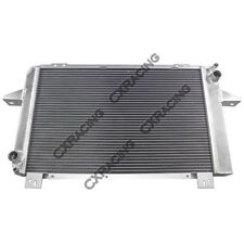 CXRacing Aluminum Radiator For 85-89 Ford Merkur Fits Stock Location
