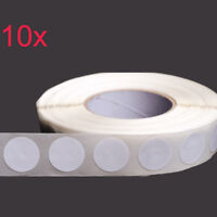 New Design 10pcs Ntag213 14443A NFC Tags Sticker Universal Lable RFID Tag