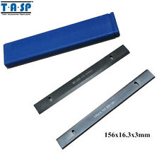 Hss Thickness Planer Blades 156x16.3x3mm for Woodworking Power Tools