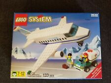 NEW IN SEALED BOX LEGO Town Special Aircraft and Ground Crew (2532)