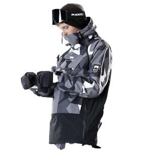 Montec Doom Ski Jacket Arctic Camo/Black FREE SHIPPING