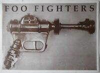FOO FIGHTERS Dave Grohl Debut Album Artwork Rare Original Vintage 1990s POSTER