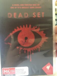 Dead Set DVD GM2. Zombies invade Big Brother!! (How could they tell who is who?)