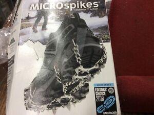 kahtoola microspikes Black Size Small