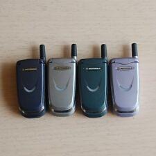 Original Unlocked MOTOROLA V8088 V8088+ 2G GSM 900 / 1800 Flip Cellular Phone