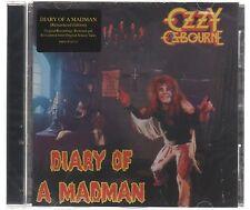 OZZY OSBOURNE DIARY OF A MADMAN BLACK SABBATH CD SIGILLATO!!!