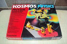Physik P2000 KOSMOS  Experimentierkasten Physics